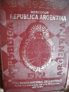 how to get your Argentine DNI