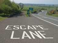 escape lane